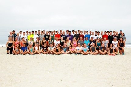 2014 LCC Cross Country Team Photo r2